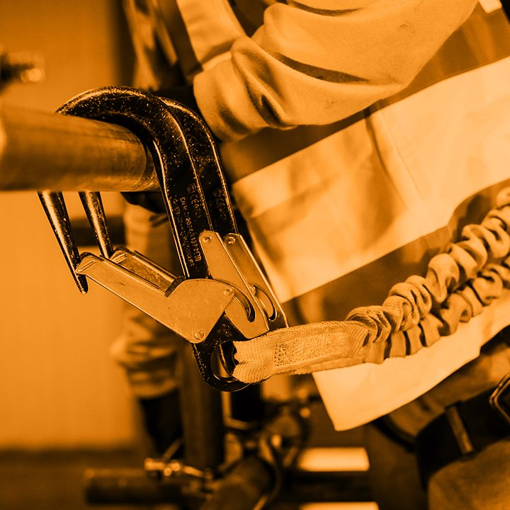 Construction Industry Scaffolders Record Scheme (CISRS)